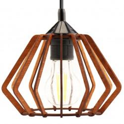 HEXAN brązowy - lampa...