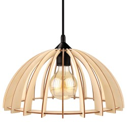 KLOSZ naturalny- Lampa...